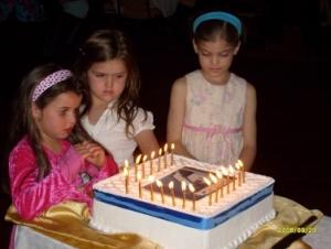 St Nicholas birthday cake