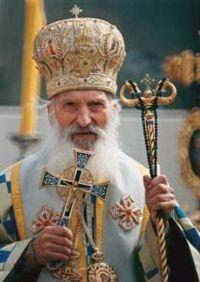 Patriarch Pavle of Belgrade