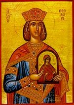 St Theodora the Iconodule