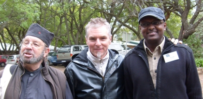 Monk Nektarius, Nic Paton, Claude Nikondeha