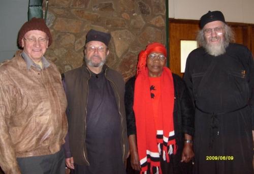 Adriaan Vlok, Hierodeacon Nektarius, Sarafina, Deacon Stephen