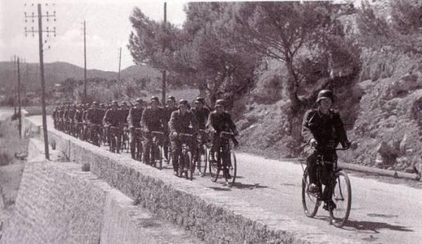 The 1940 Tour de France