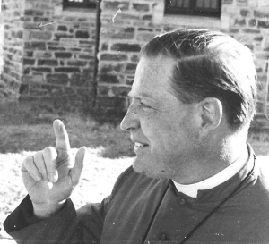 Colin O'Brien Winter, Anglican Bishop of Damaraland (Namibia), July 1969