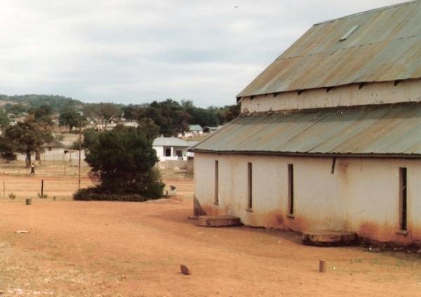 St Peter's Anglican Church, Marishane