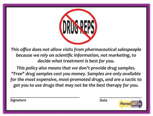 drug reps