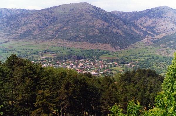 Voskopoje in 2000