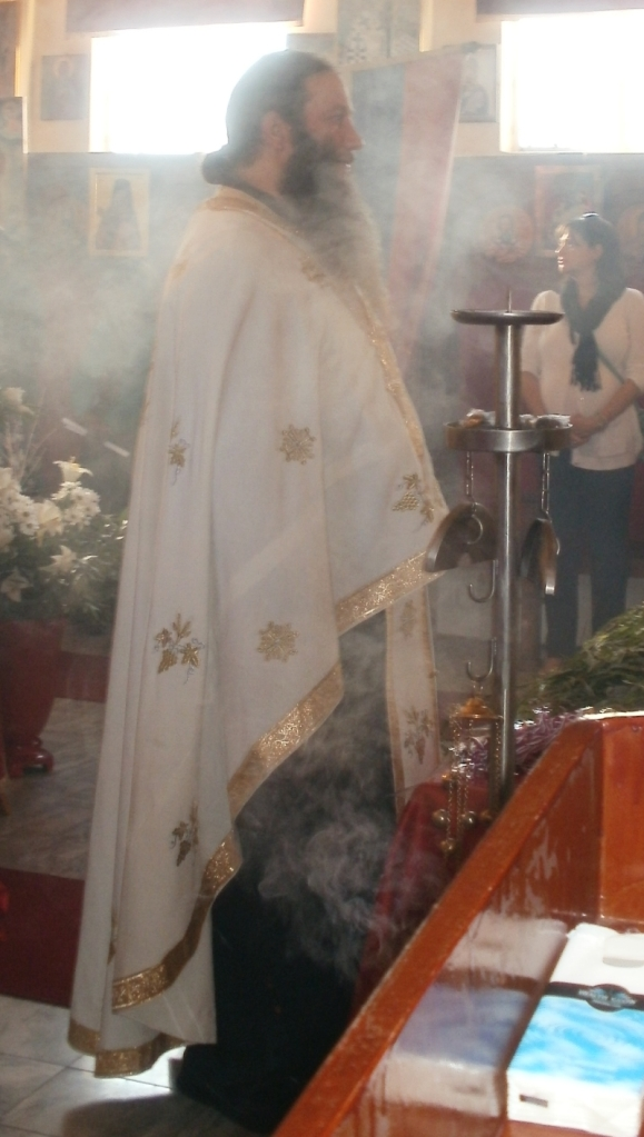 Let out prayer arise in Thy sight as incense