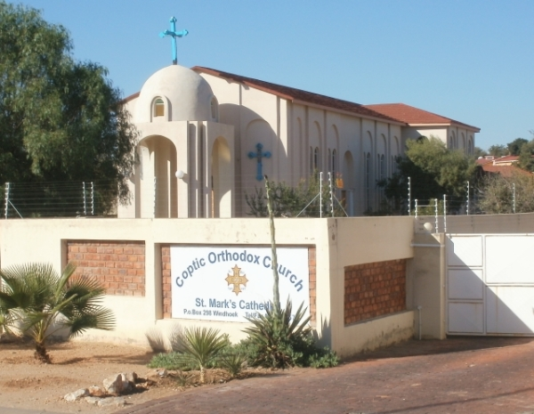 Coptic Church in Windhoek
