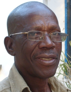 Loth-Chappel Haukongo: he remembered a tragic homecoming over 40 years earlier