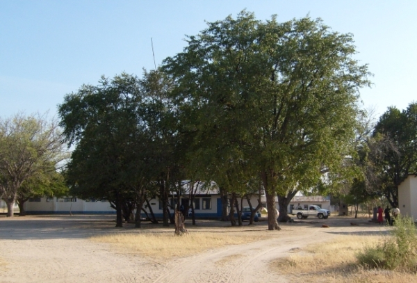 St Mary's Anglican Mission, Odibo, Namibia
