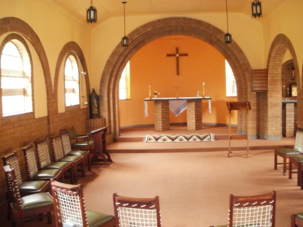 St Benedict's Chapel, 2014