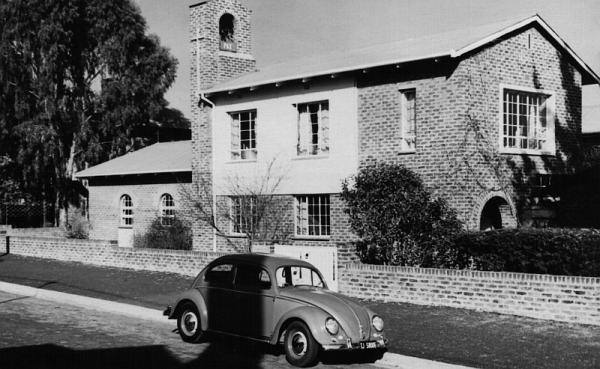 St Benedict's House, Rosettenville, August 1959