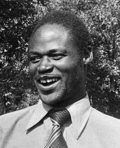 Alfredo Tembe, one of our SB spies