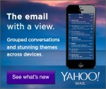 Yahoo! Mail? Thanks, but no thanks
