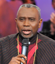 Ayo Oritsejafor - Nigerian celebrity pastor