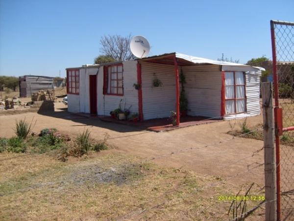 Fr Markos's house at Madidi