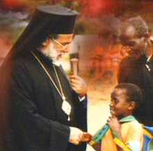 His Beatitude Petros VII, Pope and Patriarch of Alexandria and all Africa