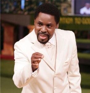 """""""Prophet"""" T.B. Joshua"""
