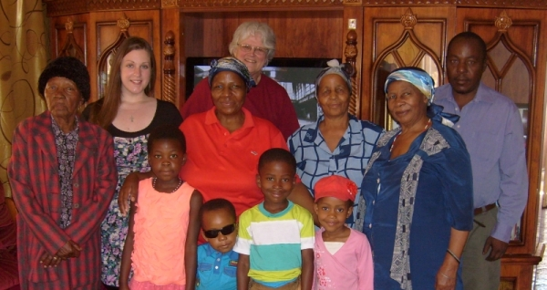 Mamelodi congregation, Sunday 19 October, 2014