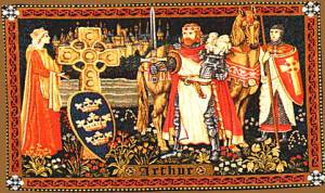 King Arthur old
