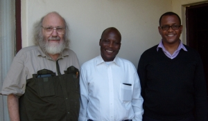 Deacon Stephen Hayes, Fr Athanasius Akunda, Fr Evangelos Thiane