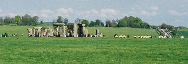 Stonehenge, 2 May 2005