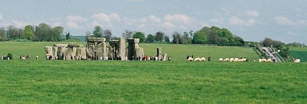 Stonehenge, 2 May 2005
