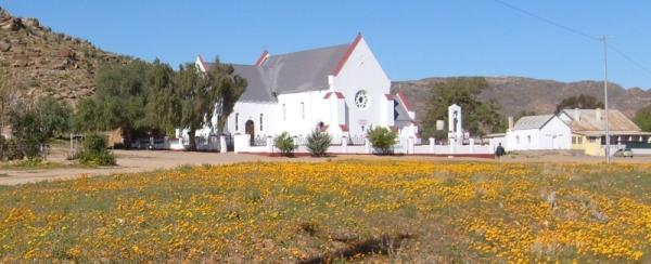 St Augustine's Anglican Churcdh, Okiep, Namaqualand