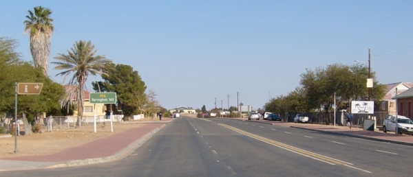 Pofadder in the Northern Cape Province
