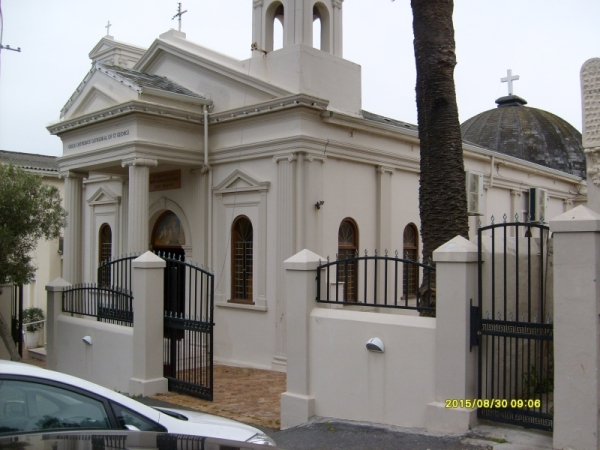 St George's Cathedral, Woodstock, Cape Town