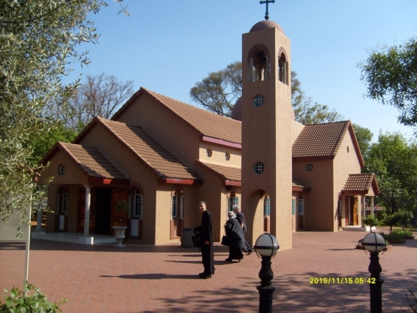 Saheti School Chapel