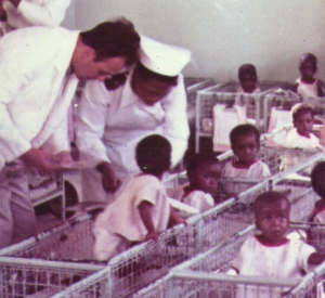 Charles Johnson Memorial Hospital, Nquthu, 1965