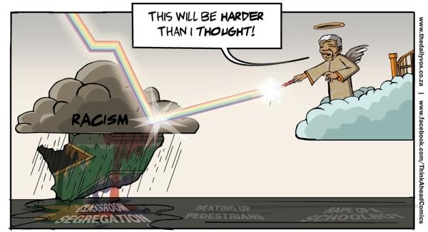 Madiba-Racism