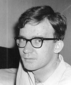 Graham Pechey, 1965.