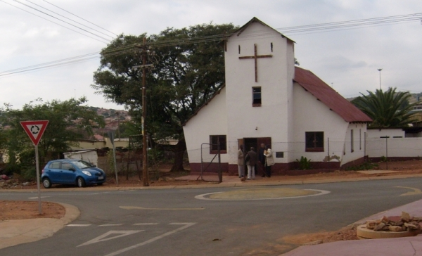 The African Orthodox Church in Atteridgeville, Tshwane.