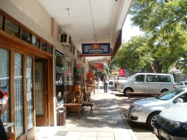 Pierneef Street, Villeria