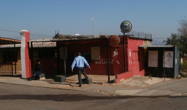 Closed shops in Atteridgeville