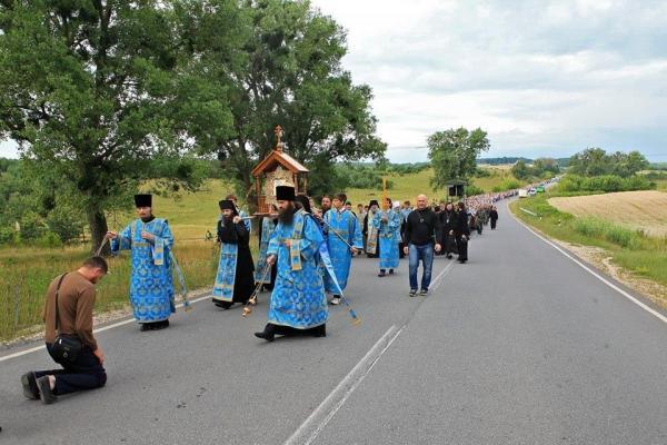 Pilgrimage for Peace in Ukraine