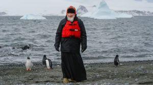 Patriarch Kirill in Antarctica