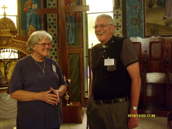 After Vespers -- answering questions about ikons