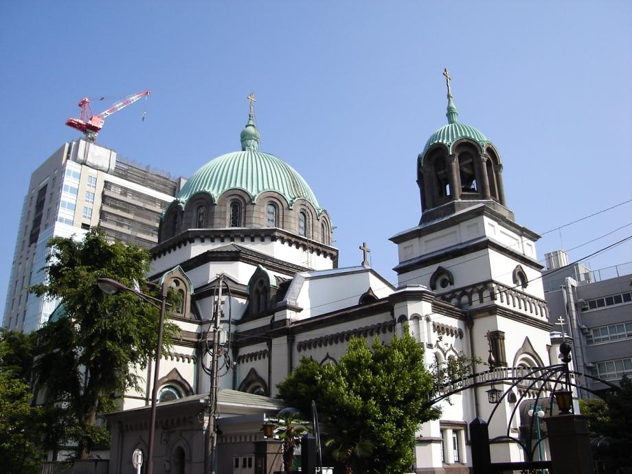 Nikolai-do: Holy Resurrection Cathedral in Tokyo, Japan