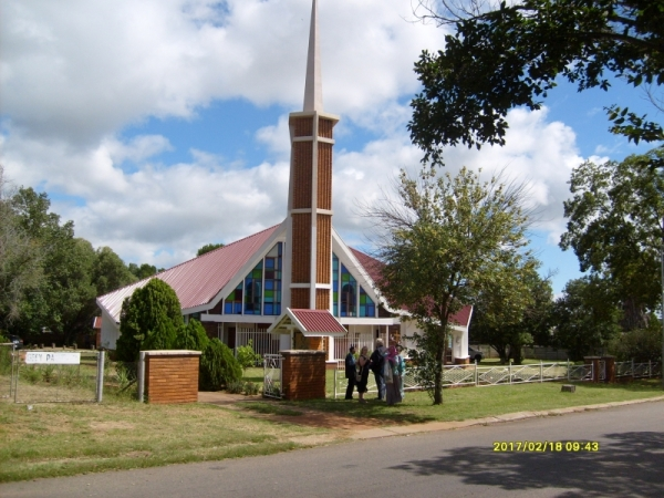 St Theodore of Tyre Orthodox Mission Church, Stilfontein