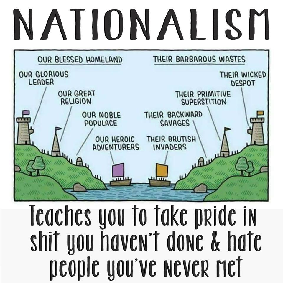 anti nationalism